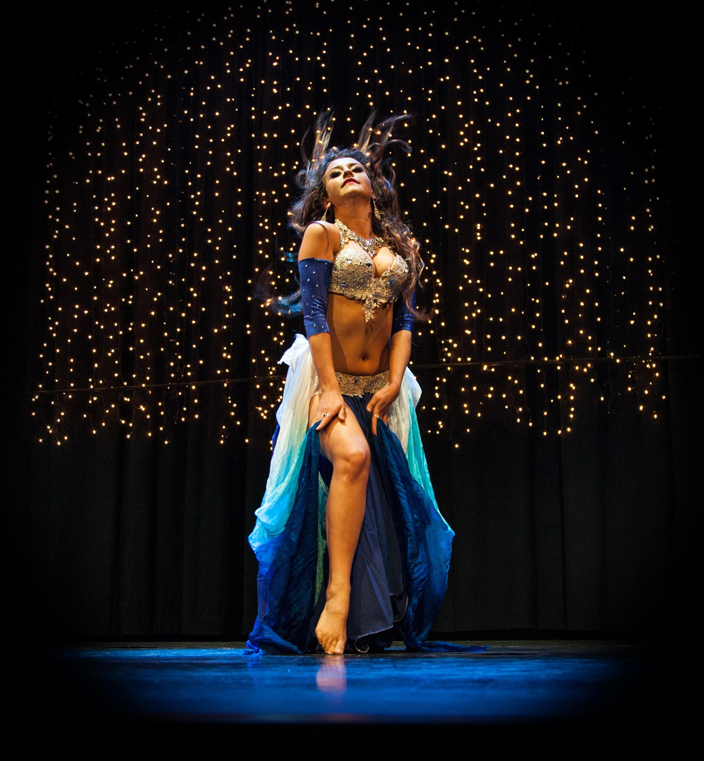 Katie belly dancer is available to hire at events and shows throughout London and the UK