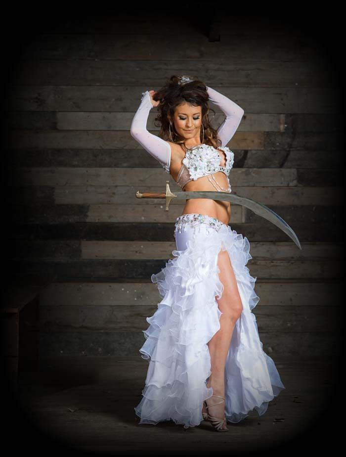 Katie Alyce Belly Dancer Based in London
