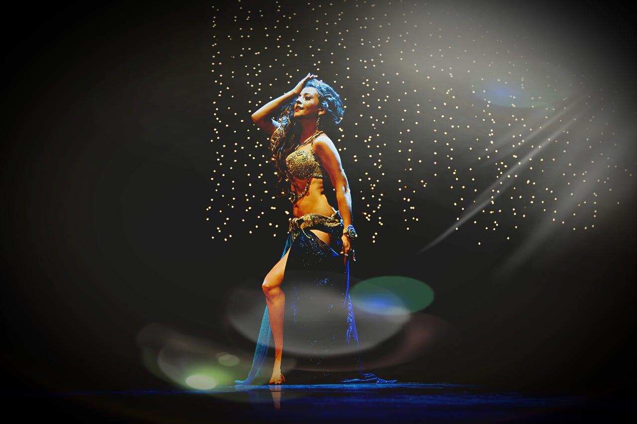 london belly dancer Katie Alyce