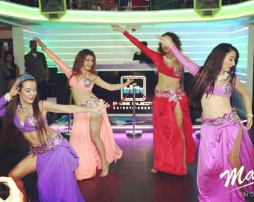 Belly Dance Company for Hire London