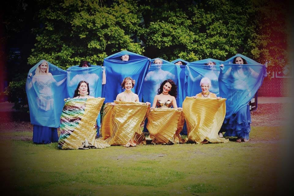 central london belly dance classes