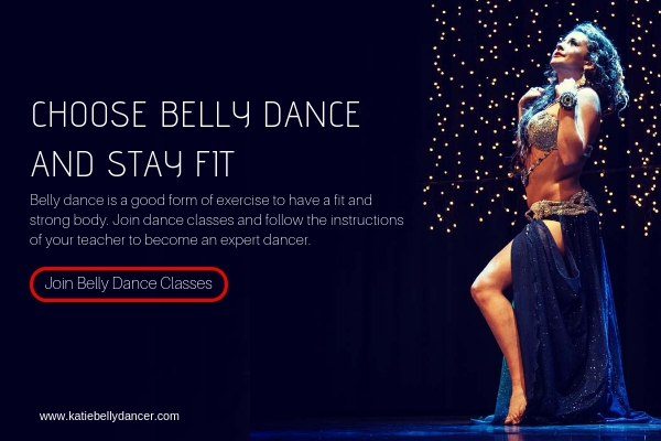 8 Great Reasons to Join Belly Dance Classes and Stay Fit