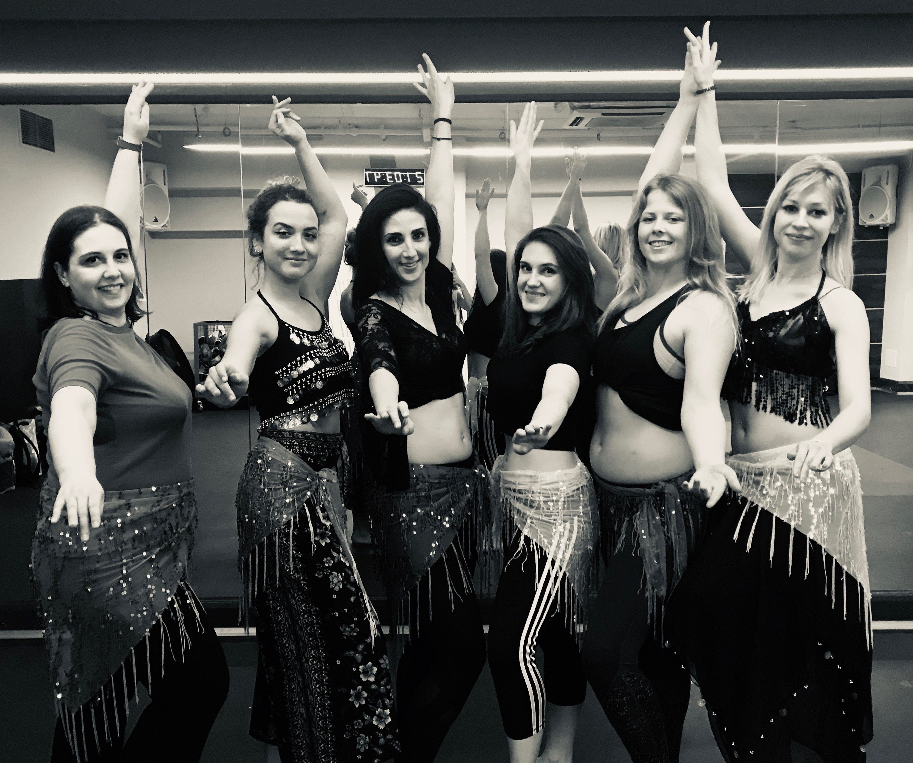 Katie's Beginner and Improvers Belly Dance Classes