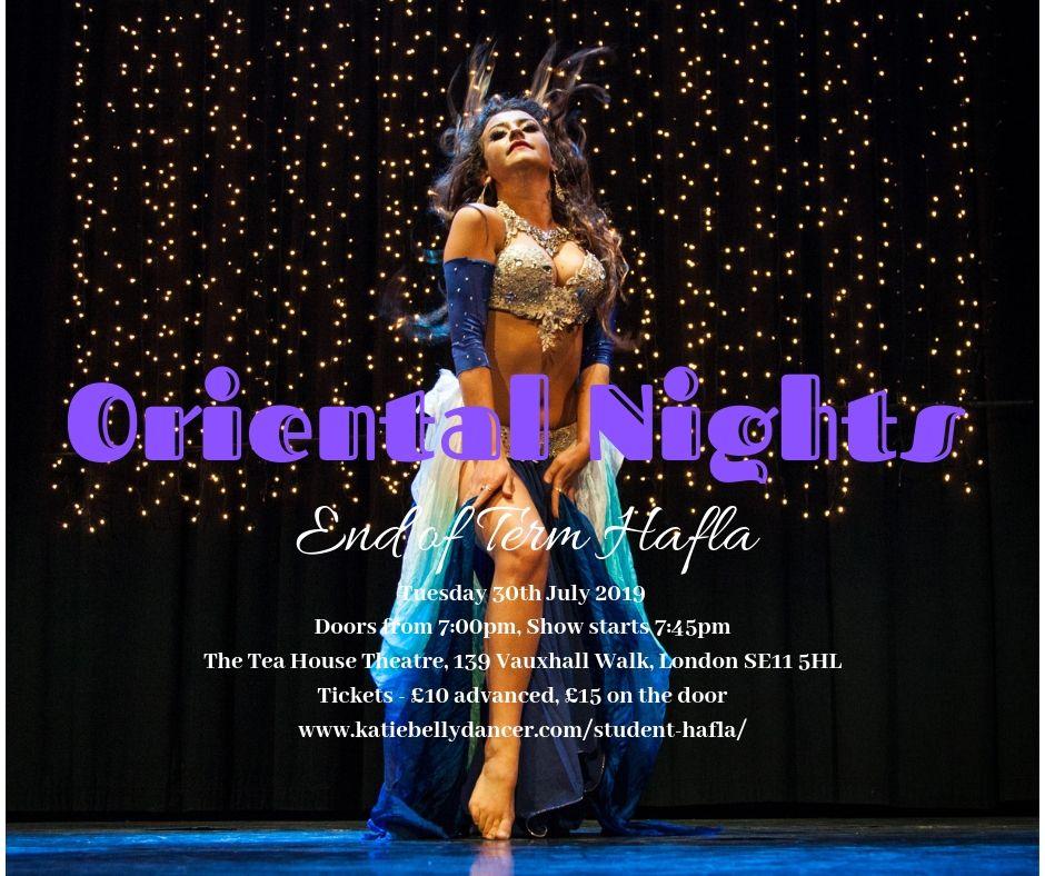 Oriental Nights Hafla London