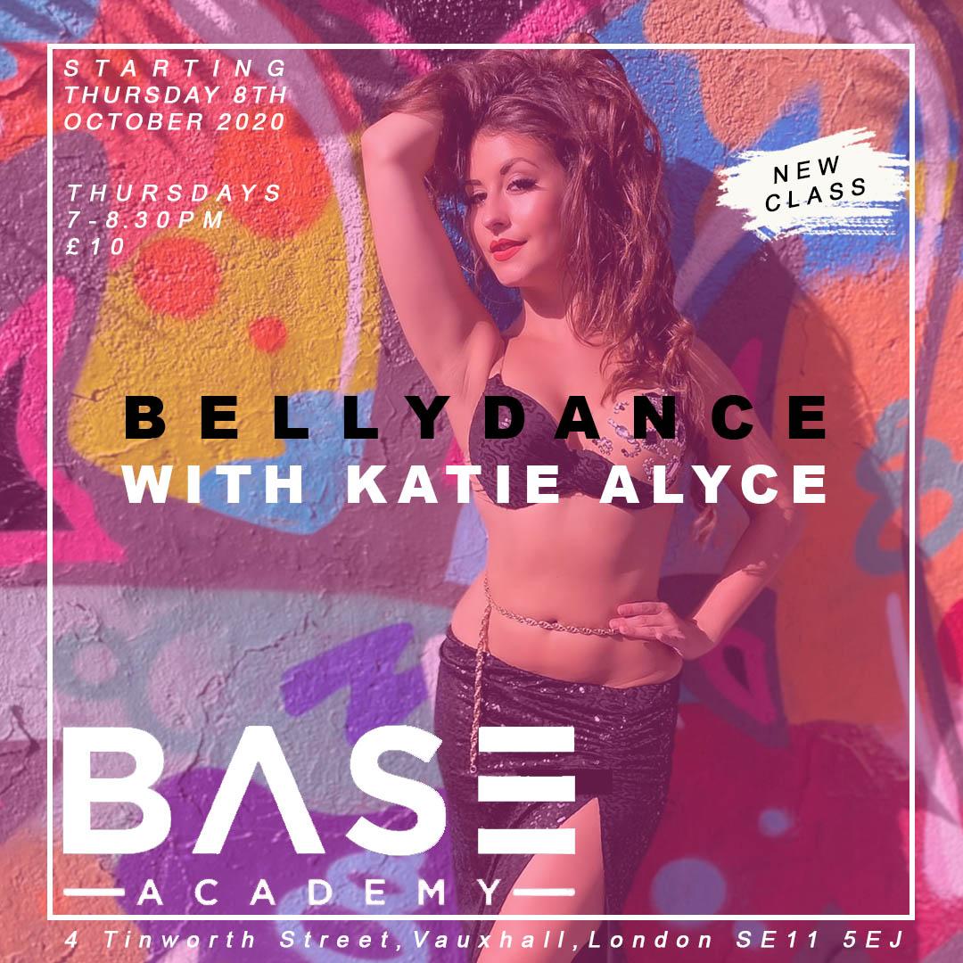 Belly dance classes London