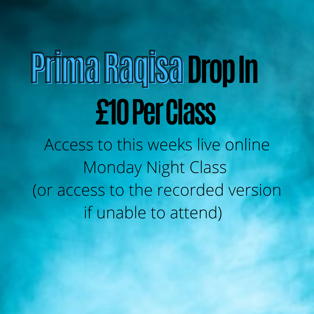 Prima Raqisa Drop in